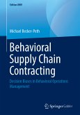 Behavioral Supply Chain Contracting (eBook, PDF)