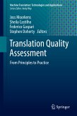 Translation Quality Assessment (eBook, PDF)