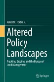 Altered Policy Landscapes (eBook, PDF)