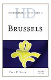 Historical Dictionary of Brussels (eBook, ePUB)