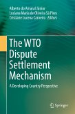 The WTO Dispute Settlement Mechanism (eBook, PDF)