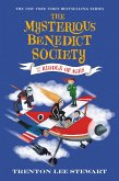 The Mysterious Benedict Society and the Riddle of Ages (eBook, ePUB)