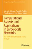 Computational Aspects and Applications in Large-Scale Networks (eBook, PDF)