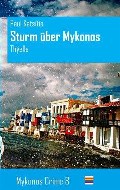 Sturm über Mykonos - Katsitis, Paul