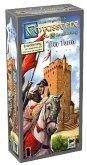 Carcassonne, Der Turm (Spiel-Zubehör)