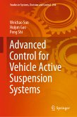 Advanced Control for Vehicle Active Suspension Systems (eBook, PDF)