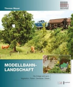 Modellbahn-Landschaft - Mauer, Thomas