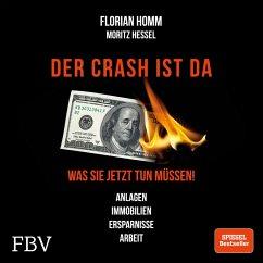 Der Crash ist da (MP3-Download) - Homm, Florian; Krall, Markus; Hessel, Moritz