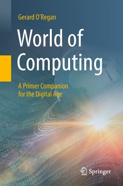 World of Computing (eBook, PDF) - O'Regan, Gerard