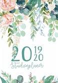 Studienplaner und Semesterkalender für 2019 - 2020   Ein Studentenkalender und Studentenplaner, Terminplaner, Timer und Kalender für das Studium
