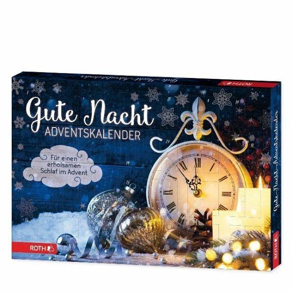 Gute Nacht Adventskalender Kalender Portofrei Bestellen