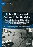 Public History and Culture in South Africa (eBook, PDF)