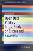 Open Data Politics (eBook, PDF)