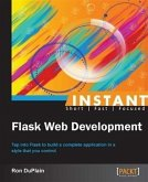 Instant Flask Web Development (eBook, PDF)