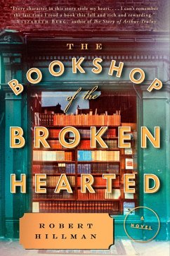 The Bookshop of the Broken Hearted (eBook, ePUB) - Hillman, Robert