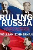 Ruling Russia (eBook, PDF)