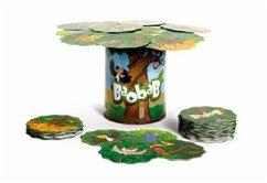 Asmodee BLOD0014 - Blue Orange, Baobab, Geschicklichkeitsspiel, Stapelspiel