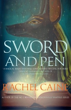 Great Library 05. Sword and Pen - Caine, Rachel (Author)