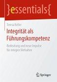 Integrität als Führungskompetenz (eBook, PDF)