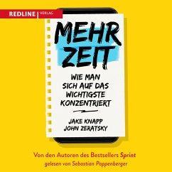 Mehr Zeit (MP3-Download) - Knapp, Jake; Zeratsky, John