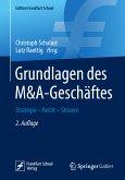 Grundlagen des M&A-Geschäftes (eBook, PDF)