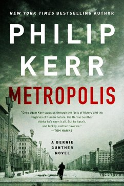Metropolis (eBook, ePUB) - Kerr, Philip