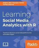Learning Social Media Analytics with R (eBook, PDF)