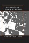 Institutional Racism, Organizations & Public Policy (eBook, ePUB)
