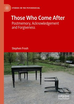 Those Who Come After (eBook, PDF) - Frosh, Stephen