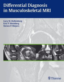 Differential Diagnosis in Musculoskeletal MRI (eBook, ePUB)