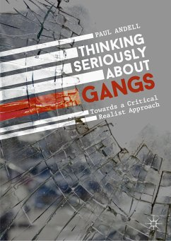 Thinking Seriously About Gangs (eBook, PDF) - Andell, Paul