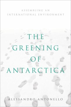 The Greening of Antarctica