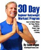 30 Day Bodyweight Workout Program (eBook, ePUB)