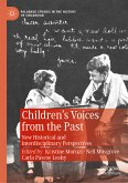 Children's Voices from the Past (eBook, PDF)