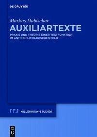 Auxiliartexte (eBook, ePUB) - Dubischar, Markus
