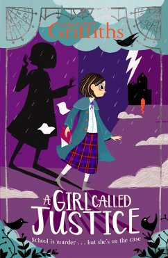 A Girl Called Justice (eBook, ePUB) - Griffiths, Elly