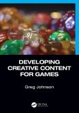Developing Creative Content for Games (eBook, PDF)