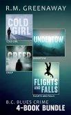 B.C. Blues Crime 4-Book Bundle (eBook, ePUB)