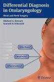 Differential Diagnosis in Otolaryngology (eBook, ePUB)
