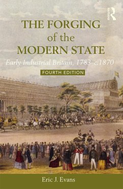 The Forging of the Modern State (eBook, ePUB) - Evans, Eric J.