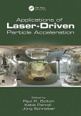 Applications of Laser-Driven Particle Acceleration (eBook, PDF)