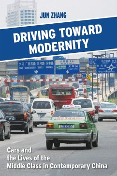 Driving toward Modernity (eBook, ePUB)