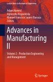 Advances in Manufacturing II (eBook, PDF)