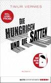 XXL-Leseprobe: Die Hungrigen und die Satten (eBook, ePUB)