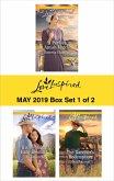 Harlequin Love Inspired May 2019 - Box Set 1 of 2 (eBook, ePUB)