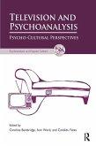 Television and Psychoanalysis (eBook, PDF)