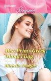 Miss Prim's Greek Island Fling (eBook, ePUB)