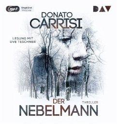 Der Nebelmann, 1 MP3-CD (Mängelexemplar) - Carrisi, Donato