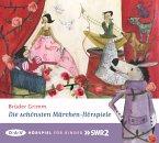 Die schönsten Märchen-Hörspiele, 3 Audio-CDs (Mängelexemplar)