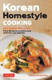 Korean Homestyle Cooking (eBook, ePUB)
